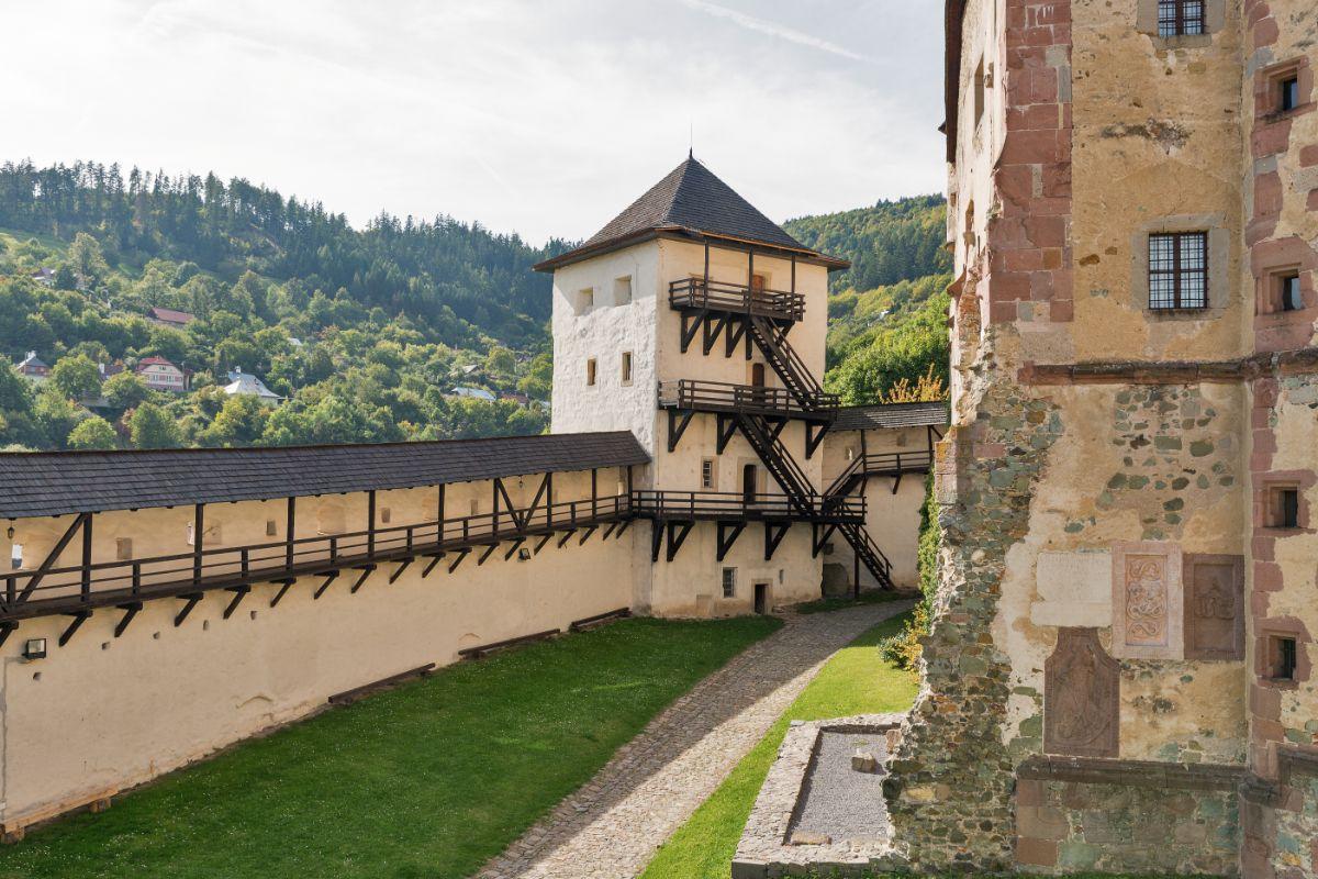 Starý hrad Banská Štiavnica