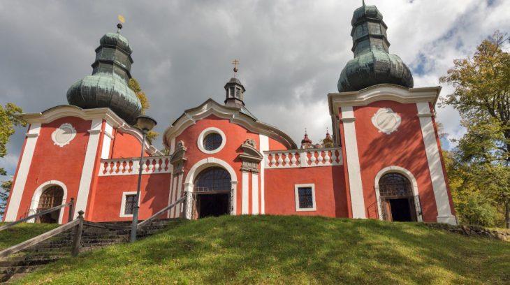 Štiavnická kalvária patrí medzi najkrajšie sakrálne stavby