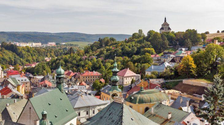 Banská Štiavnica a jej stredoveké dominanty