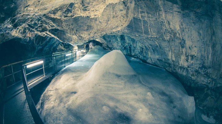 Demänovská ľadová jaskyňa alebo za slovenským polárnym kruhom