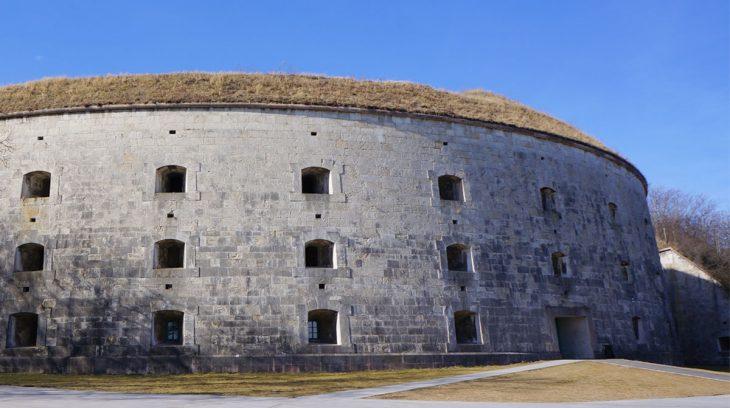Pevnosť Komárno – stavba, ktorá fascinuje