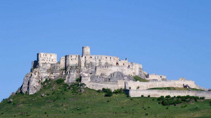 Spišský hrad – jednoduchou cestou do histórie