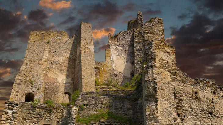 Hrad Likava – strážca pokladov a tajomstiev dolného Liptova